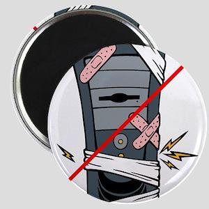 No Electronics Magnets