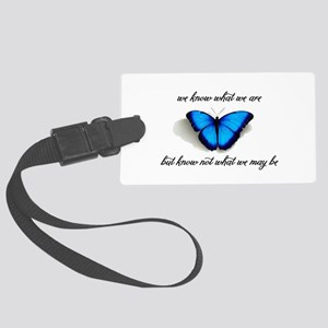 What We May Be Large Luggage Tag