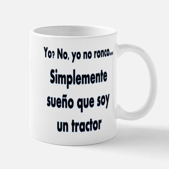 Yo? No, Yo No Ronco Mugs