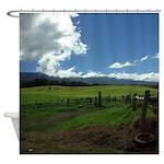 Maui Meadows Shower Curtain
