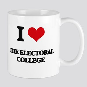 I love The Electoral College Mugs