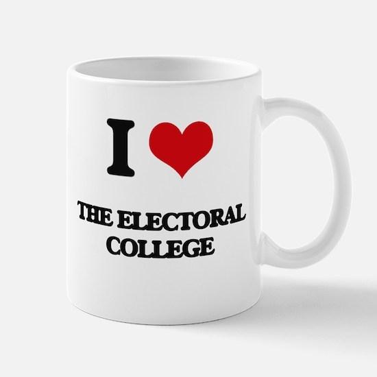 I love The Electoral College Mugs