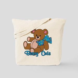 Beary Cute Tote Bag