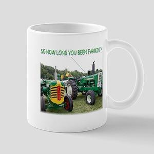 Old Oliver 3 Mugs