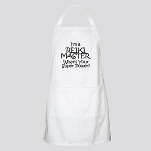 I'm a Reiki Master, What's Your Super Power? Apron