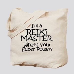 I'm a Reiki Master, What's Your Super Power? Tote