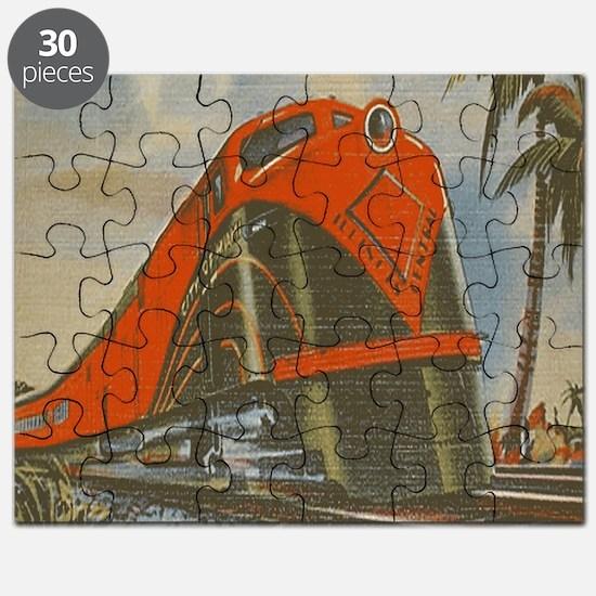 Miami Illinois Central Puzzle