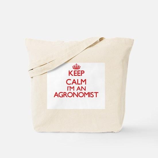 Keep calm I'm an Agronomist Tote Bag