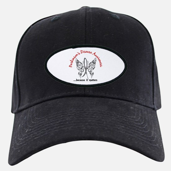 Parkinson's Butterfly 6.1 Baseball Hat
