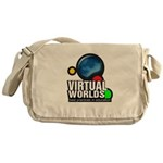 VWBPE Logo Messenger Bag
