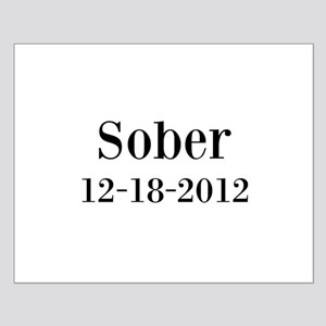 Personalizable Sober Posters