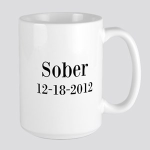 Personalizable Sober Mugs
