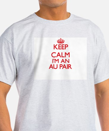 Keep calm I'm an Au Pair T-Shirt