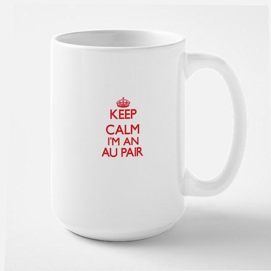 Keep calm I'm an Au Pair Mugs