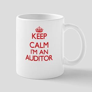 Keep calm I'm an Auditor Mugs