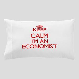 Keep calm I'm an Economist Pillow Case