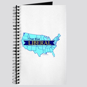 True Blue United States Liberal Journal