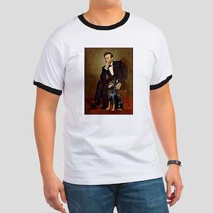 Lincoln's Doberman Ringer T