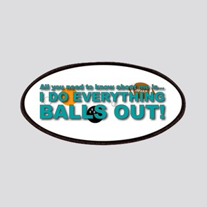 Balls Out Patches