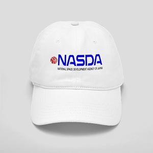 Long NASDA Logo Cap