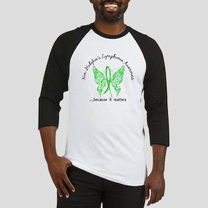 NH Lymphoma Butterfly 6.1 Baseball Jersey
