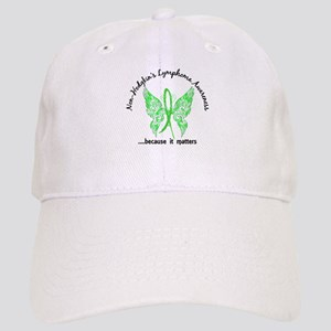 NH Lymphoma Butterfly 6.1 Cap