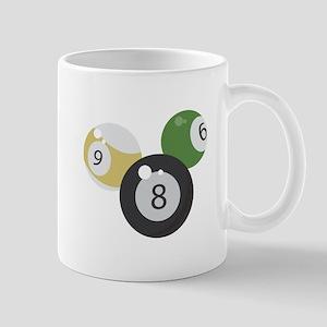 8Ball Base Mugs