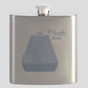 BarOfSoap BathTime Flask