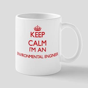 Keep calm I'm an Environmental Engineer Mugs