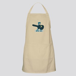Guitar Case Open Mic Apron