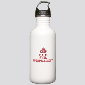 Keep calm I'm an Epide Stainless Water Bottle 1.0L