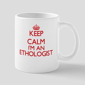 Keep calm I'm an Ethologist Mugs