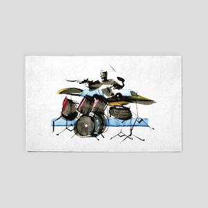 Drummer Area Rug