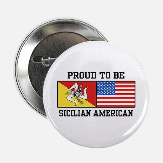 Sicilian American Button