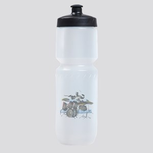 Drummer Sports Bottle