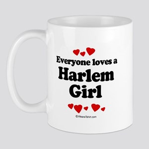 Everyone loves a Harlem girl Mug