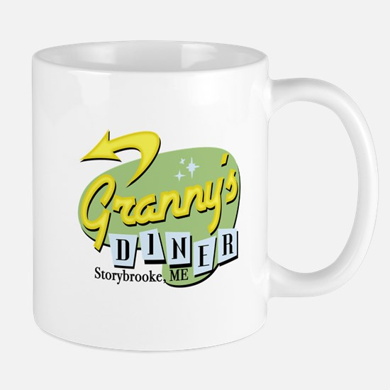 Granny's Diner Mug