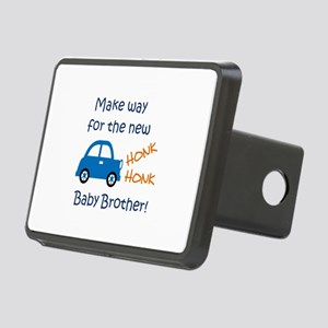 NEW BABY BROTHER Hitch Cover