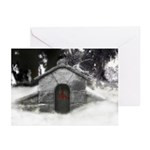 Winter Scape Greeting Cards (Pk of 10)