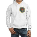 USS NEW ORLEANS Hooded Sweatshirt