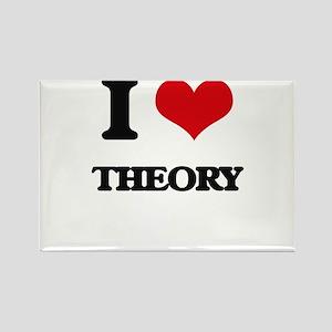 I love Theory Magnets