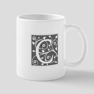 C-ana gray Mugs