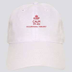Keep calm I'm an Occupational Therapist Cap