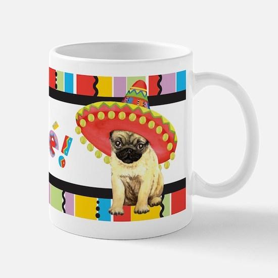 Cute Puglet Mug