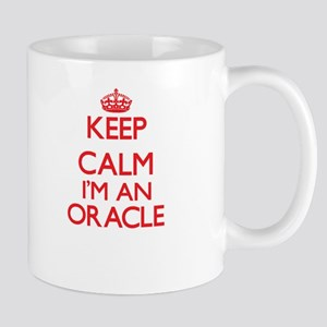 Keep calm I'm an Oracle Mugs