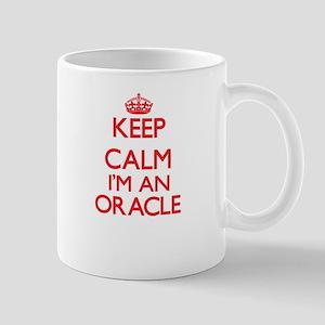 Keep calm I'm an Oracle Mugs