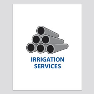 IRRIGATION SERVICES Posters