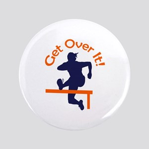 """GET OVER IT 3.5"""" Button"""