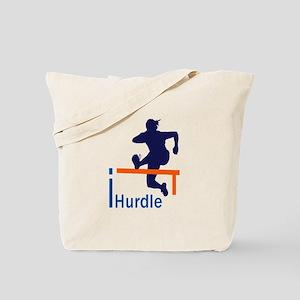 I HURDLER Tote Bag