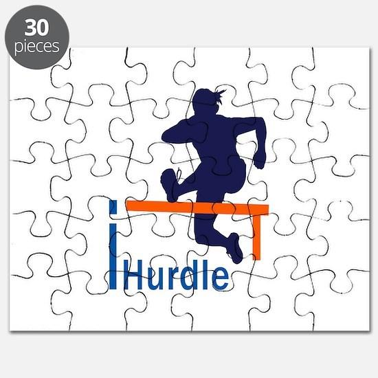 I HURDLER Puzzle